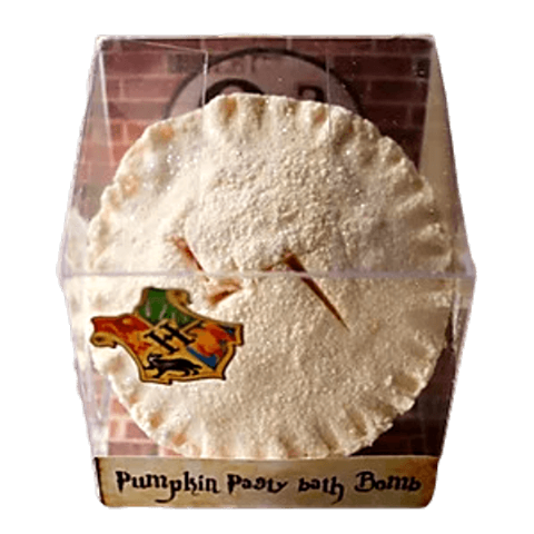 Pumpkin Pasty Harry Potter Inspired Bath Bomb